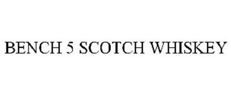 BENCH 5 SCOTCH WHISKEY
