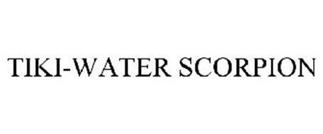 TIKI-WATER SCORPION