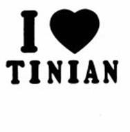 I TINIAN