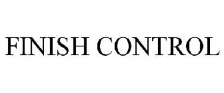 FINISH CONTROL