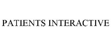 PATIENTS INTERACTIVE