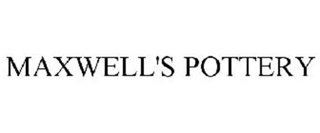 MAXWELL'S POTTERY