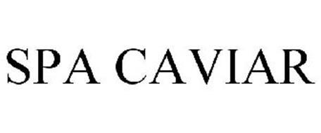 SPA CAVIAR