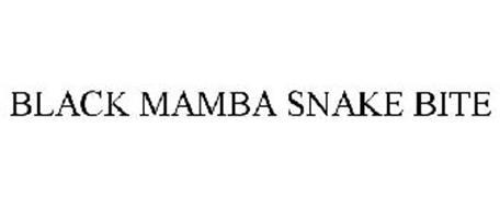 BLACK MAMBA SNAKE BITE