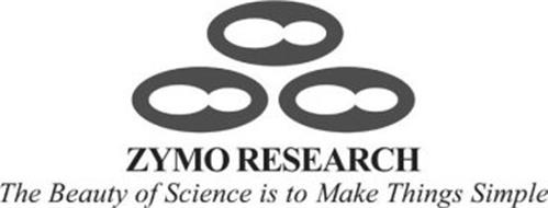 ZYMO RESEARCH THE BEAUTY OF SCIENCE IS TO MAKE THINGS SIMPLE