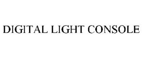 DIGITAL LIGHT CONSOLE