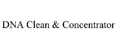 DNA CLEAN & CONCENTRATOR
