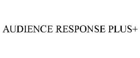 AUDIENCE RESPONSE PLUS+