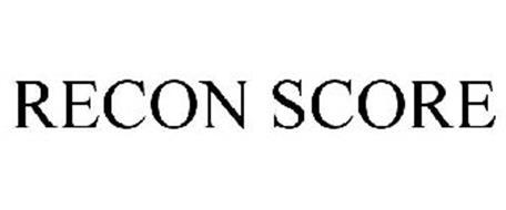 RECON SCORE