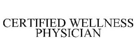 CERTIFIED WELLNESS PHYSICIAN