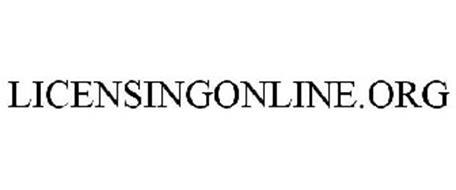 LICENSINGONLINE.ORG