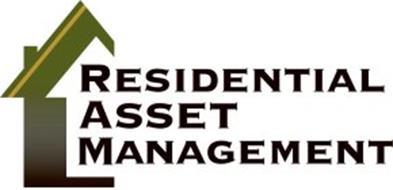 RESIDENTIAL ASSET MANAGEMENT