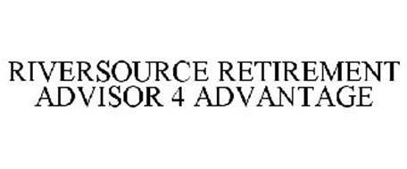 RIVERSOURCE RETIREMENT ADVISOR 4 ADVANTAGE