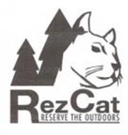 REZCAT RESERVE THE OUTDOORS