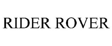 RIDER ROVER