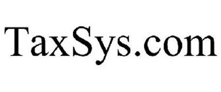 TAXSYS.COM