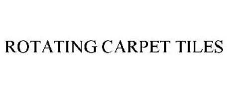 ROTATING CARPET TILES