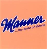 MANNER...THE TASTE OF VIENNA