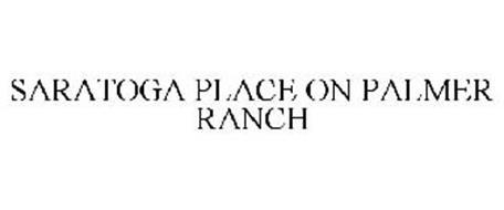 SARATOGA PLACE ON PALMER RANCH