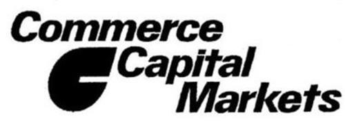 COMMERCE C CAPITAL MARKETS