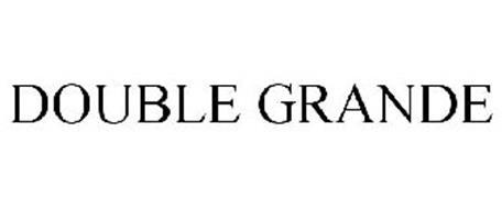 DOUBLE GRANDE