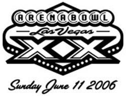 ARENABOWL LAS VEGAS XX SUNDAY JUNE 11 2006