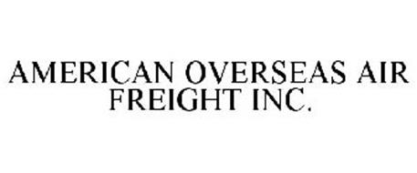 AMERICAN OVERSEAS AIR FREIGHT INC.