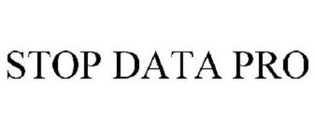 STOP DATA PRO