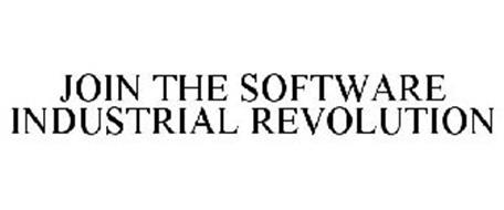 JOIN THE SOFTWARE INDUSTRIAL REVOLUTION