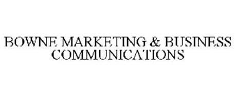 BOWNE MARKETING & BUSINESS COMMUNICATIONS