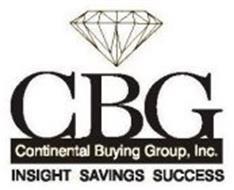 CBG CONTINENTAL BUYING GROUP, INC. INSIGHT SAVINGS SUCCESS