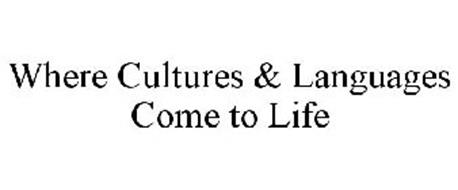 WHERE CULTURES & LANGUAGES COME TO LIFE