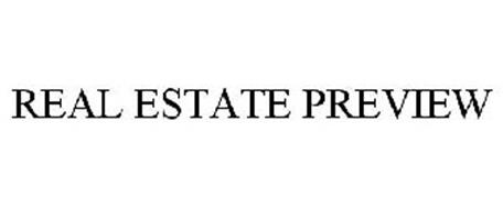 REAL ESTATE PREVIEW