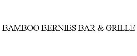 BAMBOO BERNIES BAR & GRILLE