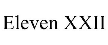 ELEVEN XXII