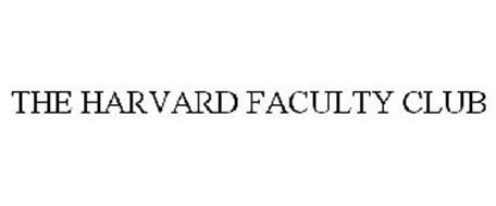 THE HARVARD FACULTY CLUB