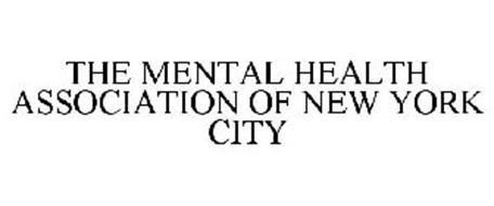 THE MENTAL HEALTH ASSOCIATION OF NEW YORK CITY