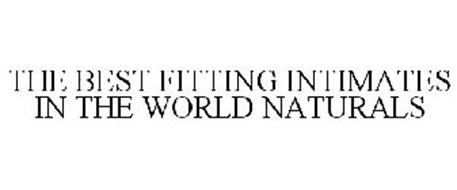 THE BEST FITTING INTIMATES IN THE WORLD NATURALS