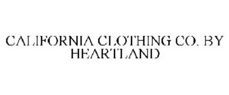 CALIFORNIA CLOTHING CO. BY HEARTLAND