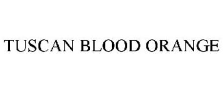 TUSCAN BLOOD ORANGE