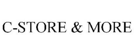 C-STORE & MORE