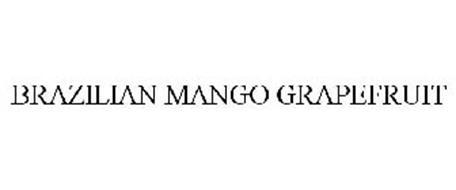 BRAZILIAN MANGO GRAPEFRUIT