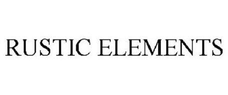 RUSTIC ELEMENTS
