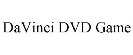 DAVINCI DVD GAME