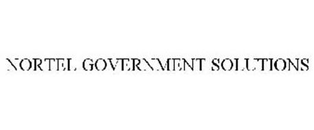 NORTEL GOVERNMENT SOLUTIONS