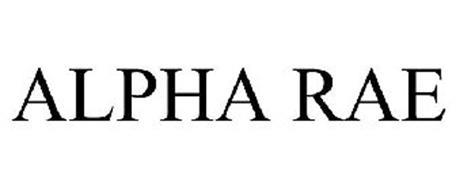 ALPHA RAE