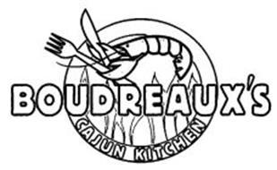 BOUDREAUX'S CAJUN KITCHEN
