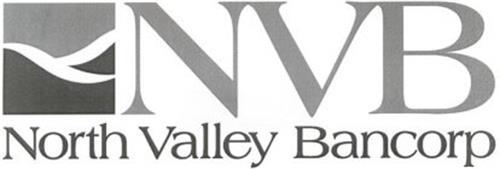 NVB NORTH VALLEY BANCORP