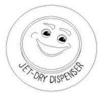 JET-DRY DISPENSER