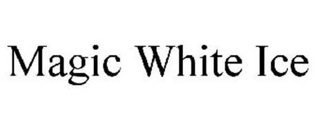 MAGIC WHITE ICE